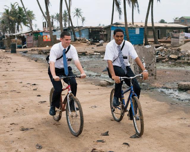 Discursos de Thomas S. Monson sobre los misioneros