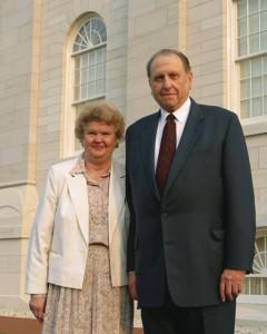 Thomas S. Monson habla acerca del matrimonio